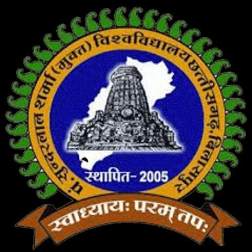 Pandit Sundarlal Sharma Open (PSSOU University)