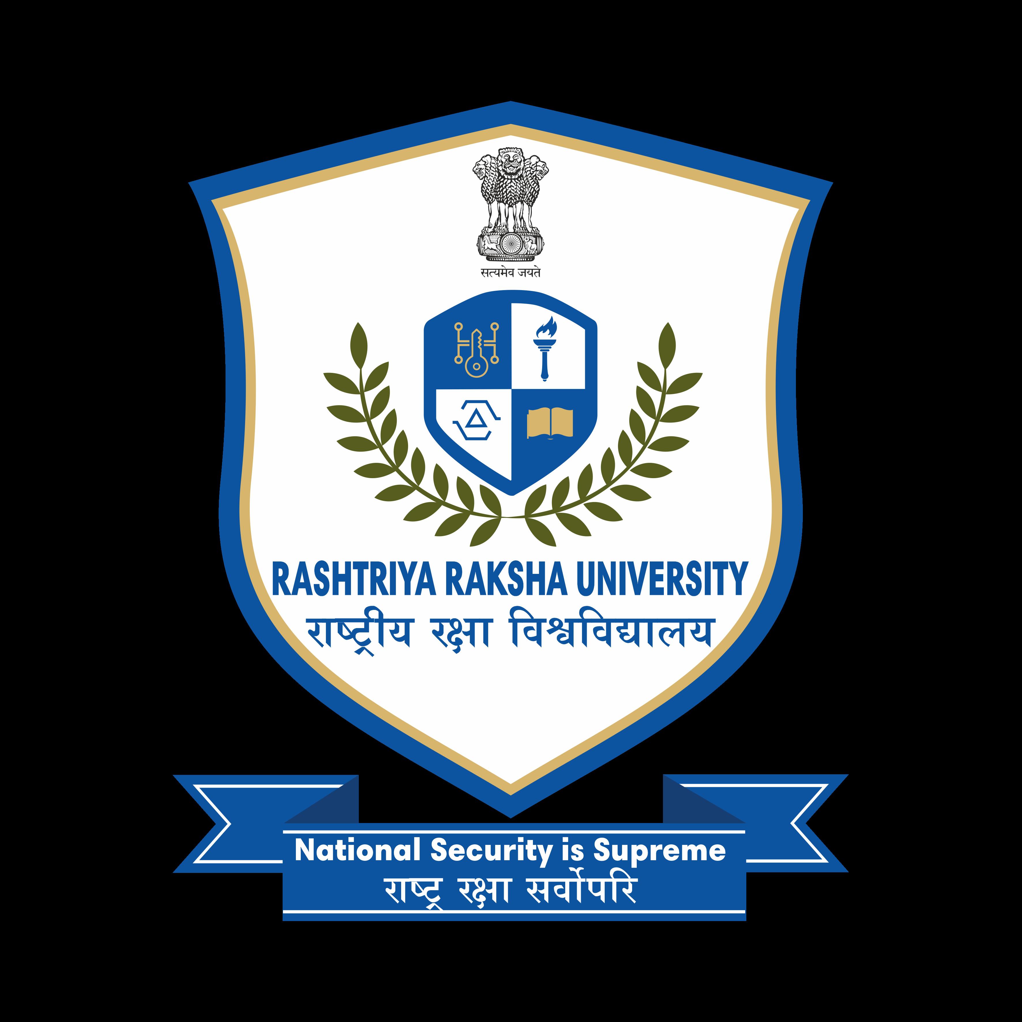 Rashtriya Raksha University ( RRU University )